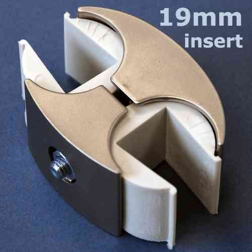 Klem Clamp - Super - 19mm insert